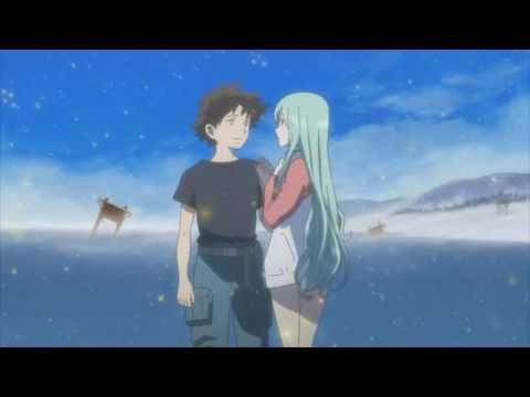 Renton And Eureka Anime couple