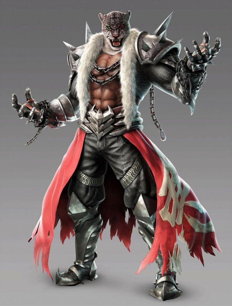King Tekken 7
