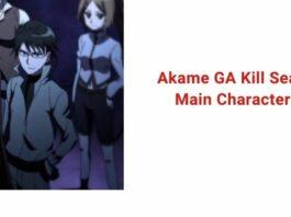 Akame GA Kill Season 2 Release Date, Main Characters & Where to Watch [2021]