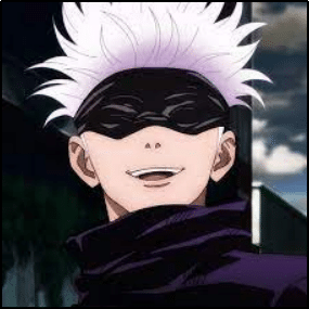 Gojo Satoru Anime