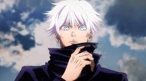 Gojo Satoru Eyes
