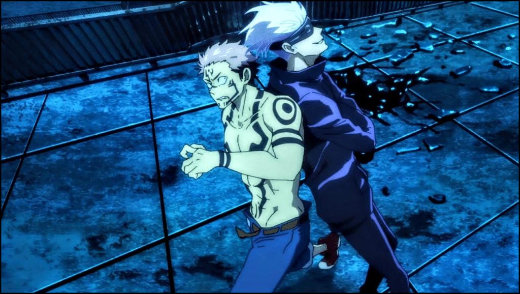 Satoru Gojo vs Sukuna